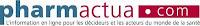 Pharmactua.com avec classement 2009 des 15 premiers laboratoires pharmaceutiques européens