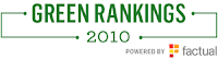 green rankings 2010 newsweek