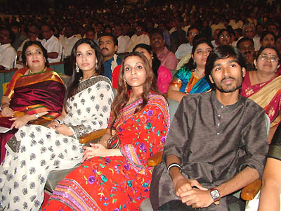 Dhanush Family Photos With Kids Awesome Collections: D...