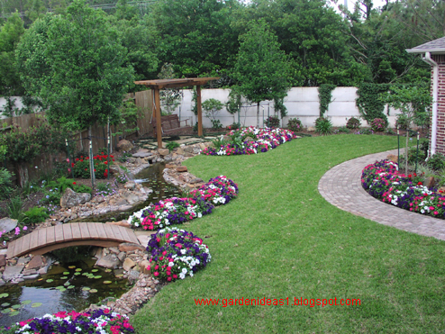simple front yard landscaping ideas pictures. Front Yard Landscape Garden