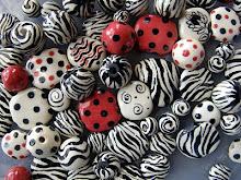 Okawa ceramic beads