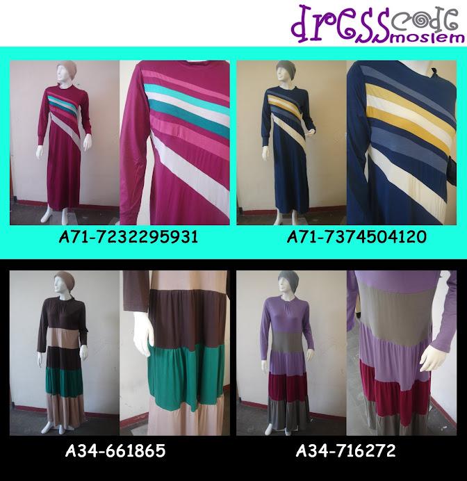 Abaya Kaos