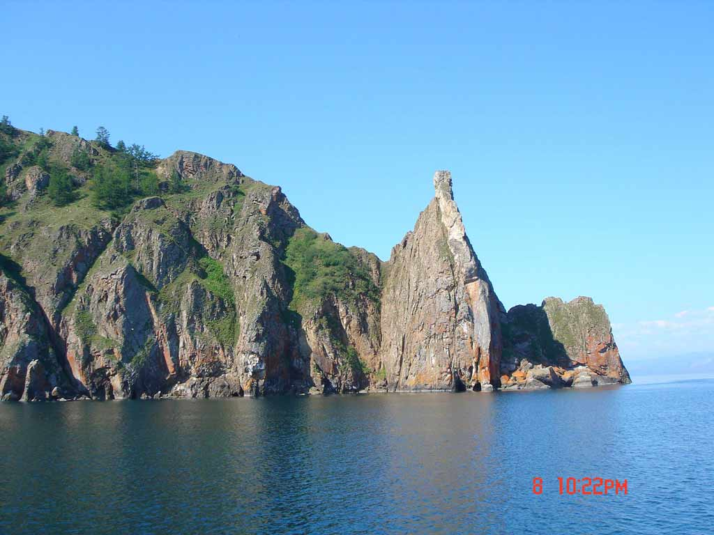Imagine The World Beautiful Baikal Lake Summer