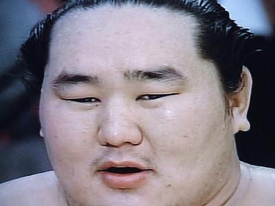 Sumo Asashoryu Dagvadorj
