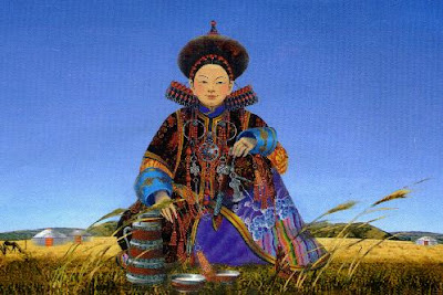 nationality Mongolia