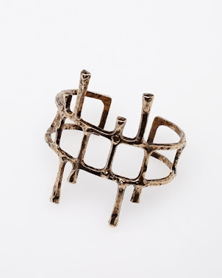 Low Luv x Erin Wasson Welded Cuff, $100 @ Need Supply.
