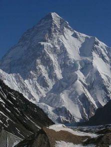 K2 (Godwin Austen), Pegunungan  Karakoram