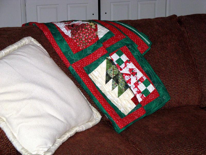 Quilt Guild Exchange Ideas : kwiltnkats: Wednesday, December 22, 2010