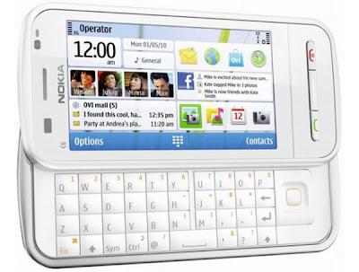 HP Nokia C6