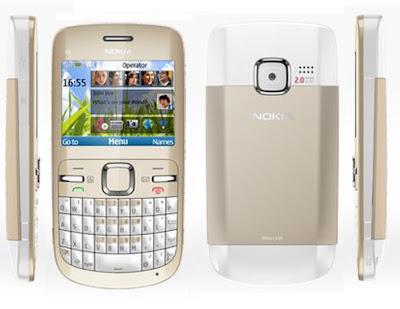 Nokia C3 Wifi