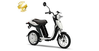 yamaha scooter ec-03