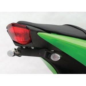 2008-2009 Targa Ninja 250 Fender Eliminator