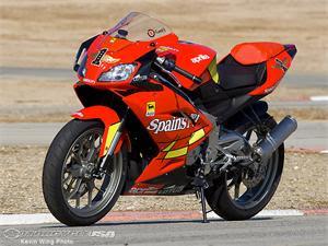 2009 Aprilia RS125