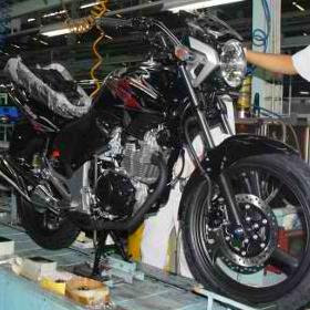 New 2010 Honda Tiger - Honda Motorcycles