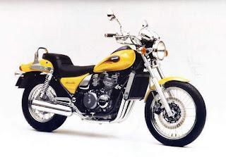 Kawasaki Eliminator ZL 600