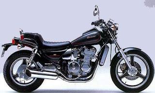 Kawasaki Zl Eliminator 400