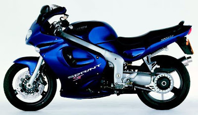 2001 Triumph Sprint ST