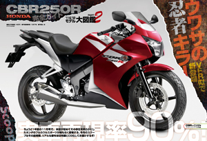 New 2010 Honda CBR 250