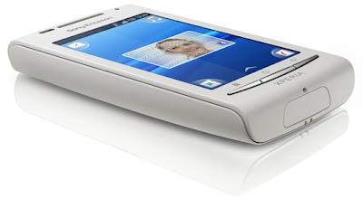 Sony Ericsson X8 Android