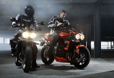 2010 new triumph street triple r