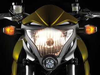 Honda CB1000R headlamp