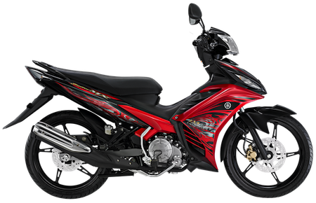New Yamaha Jupiter MX - 2010 - 2011 Yamaha motorcycles
