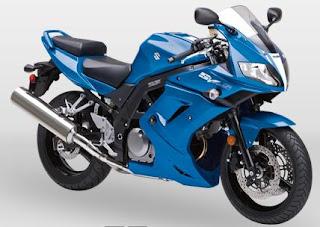 Suzuki SV650 - SV650SF