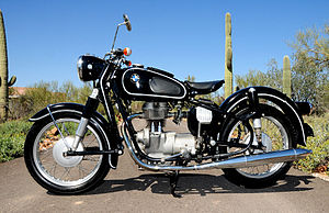 BMW Motorcycle R27