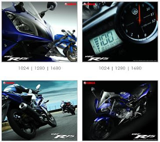 Yamaha R15 pictures