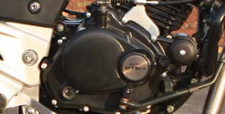 Bajaj Pulsar 220 engine