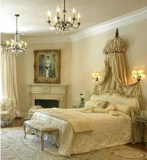 Romantic Bedroom Window Treatments