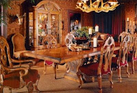 Beautiful and Classical Dining room