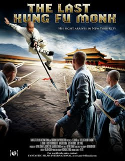 The Last Kung Fu Monk (2011)