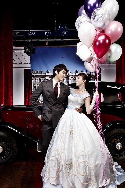박라린 My Princess Wedding Dress