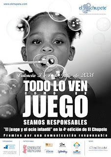 anunci grafic el chupete 2008