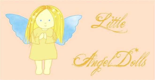 Little AngelDolls - Papusi naturale