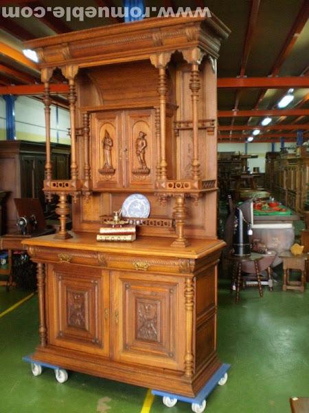 Aparadores rusticos y aparadores antiguos - Muebles rusticos asturias ...