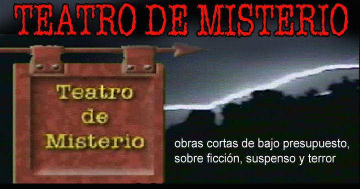 teatro de misterio