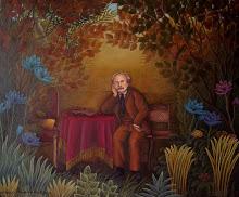 homenaje a Rousseau