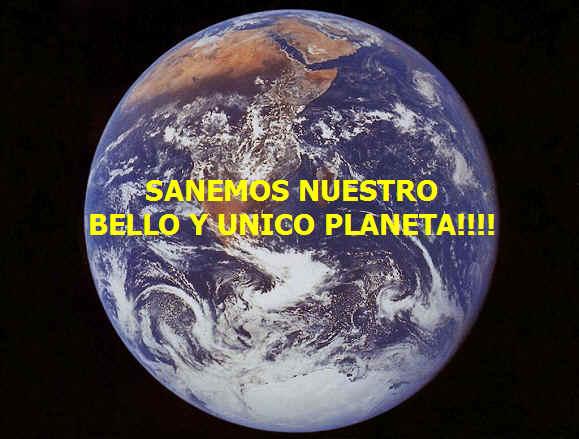 La Tierra está muriendo y no parece importar