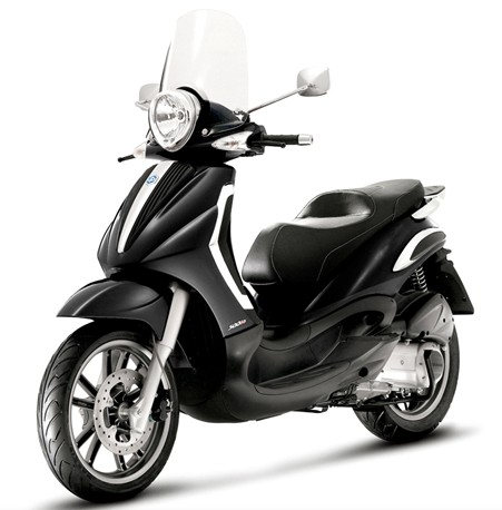 2010 Piaggio BV Tourer 500 Pictures Gallery