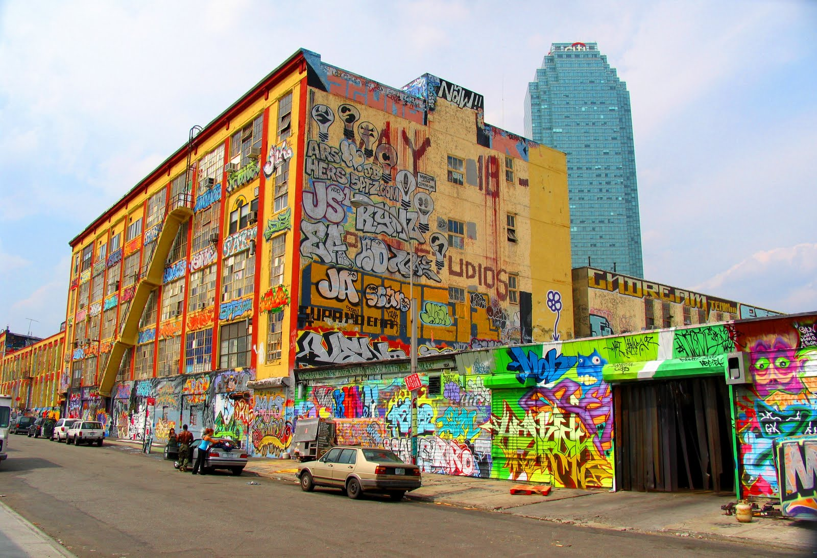 bombed up building in brooklyn ny if i ever get the chance to go
