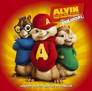 Alvin & The Chipmunks - The Squeakquel CD Review (Rhino)