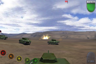 Tank Battle: Iron Warfare iPhone Game Review