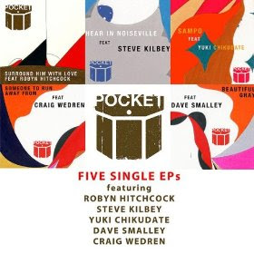 Pocket - 5 Single EPs CD Review