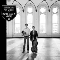 Ben Sollee and Daniel Martin Moore Release 'Dear Companion'; All Proceeds Benefit iLoveMountains.org