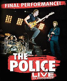 BestBuy.Com is Broadcasting Part of The Police's Final Show at MSG