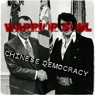 Warrior Soul (Kory Clarke) Announce The Release of Chinese Democracy