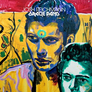 Josh Riechman Oracle Band - Life is Legal CD EP Review