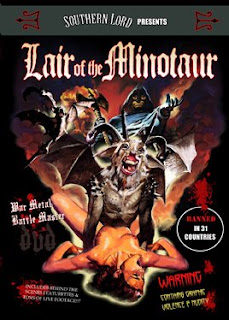 Lair of the Minotaur - War Meral Battle Master DVD Review